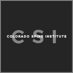 Colorado Spine Institute